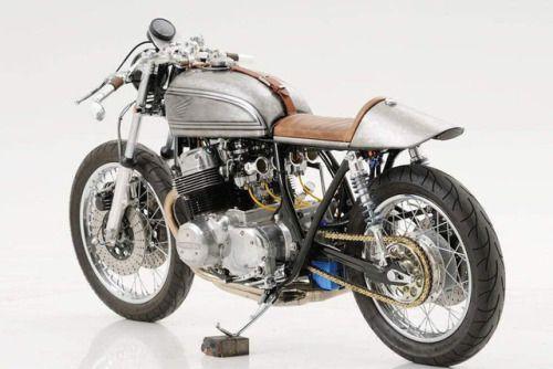 1972 Honda CB750 K2 Cafe Racer by Felice Ferriello (From Venezuela) #motorcycles #caferacer #motos | caferacerpasion.com
