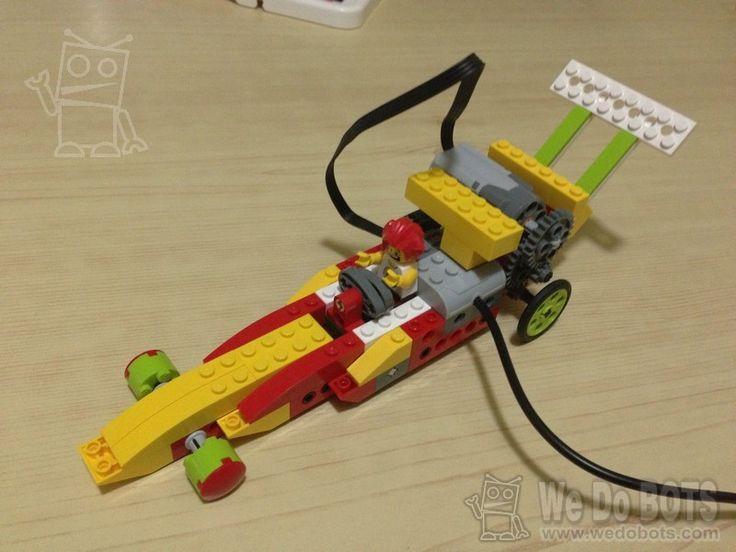 WeDoBots: LEGO WeDo: Powerful Machines more builds for kits