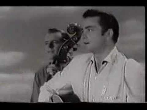 I walk the line - Young Johnny ~ I love these vintage videos of these unforgettable talents whose songs are timeless.