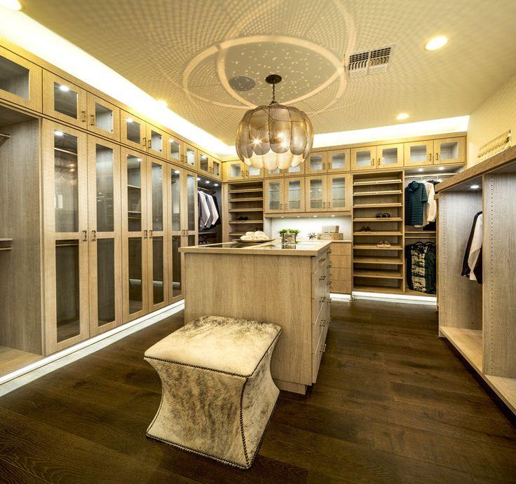 16 best Luxury Closets images on Pinterest | Luxury closet ...