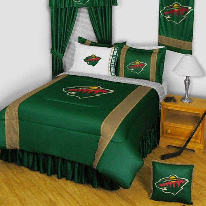 17 best images about minnesota wild on pinterest rear for Wild bedding
