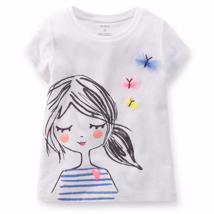 camiseta-infantil-carters-menina-importada-original-estampa-555501-MLB20327164714_062015-F.jpg (1200×1200)