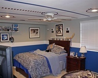141 best images about matts st louis blues room on for Boys hockey bedroom ideas