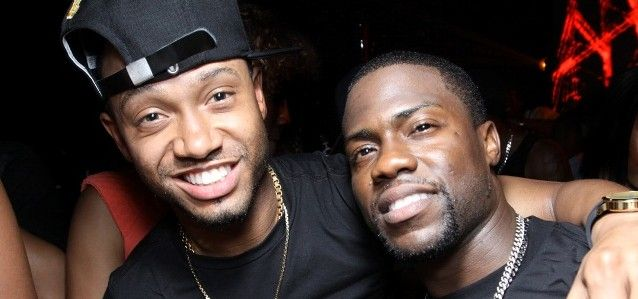 PARTY PHOTOS: Inside Kevin Hart's 33rd Birthday Party In Hollywood