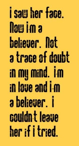 The Monkeys - I'm a Believer