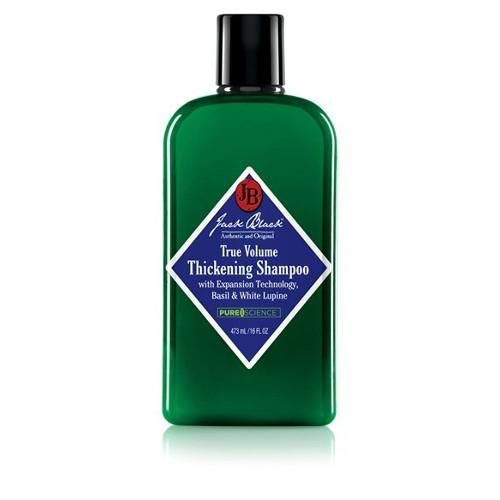 True Volume Thickening Shampoo 16oz by Jack Black