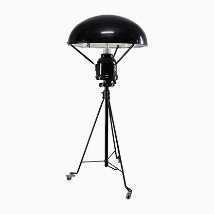 Vintage Stehlampe von VEB Leuchten/Apparatebau Markkleeberg, 1960er Jetzt bestellen unter: https://moebel.ladendirekt.de/lampen/stehlampen/standleuchten/?uid=68ce0318-7a57-5a05-8115-2735f04d741f&utm_source=pinterest&utm_medium=pin&utm_campaign=boards #stehlampen #leuchten #lampen