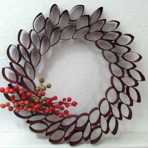 diy christmas ornaments using twine | 17 Fancy Christmas Wreath Decoration Ideas To Dress Up Your Indoor And ...