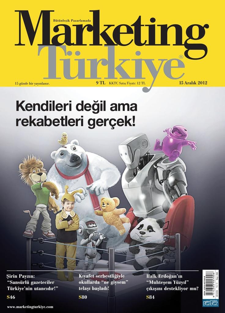 Marketing Türkiye Dergisi, Aralık-2 sayısı yayında! Hemen okumak için: http://www.dijimecmua.com/marketing-turkiye/     Marketing Türkiye Dergisi (15 günlük);   1 ay boyunca tüm sayıların dijital üyeliği 5 lira,   3 ay boyunca tüm sayıların dijital üyeliği 12 lira,   6 ay boyunca tüm sayıların dijital üyeliği 18 lira,   12 ay boyunca tüm sayıların dijital üyeliği 30 lira.     Üye olmak için tıkla: http://www.dijimecmua.com/index.php?c=m