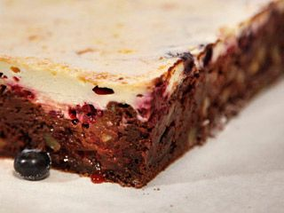 Brownie cheesecake   Recetas Mauricio Asta  foxlife.com