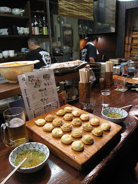 Akashiyaki 明石焼