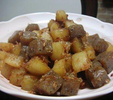 ピリ辛ころころ大根とこんにゃく by お茶丸 [クックパッド] 簡単おいしいみんなのレシピが226万品