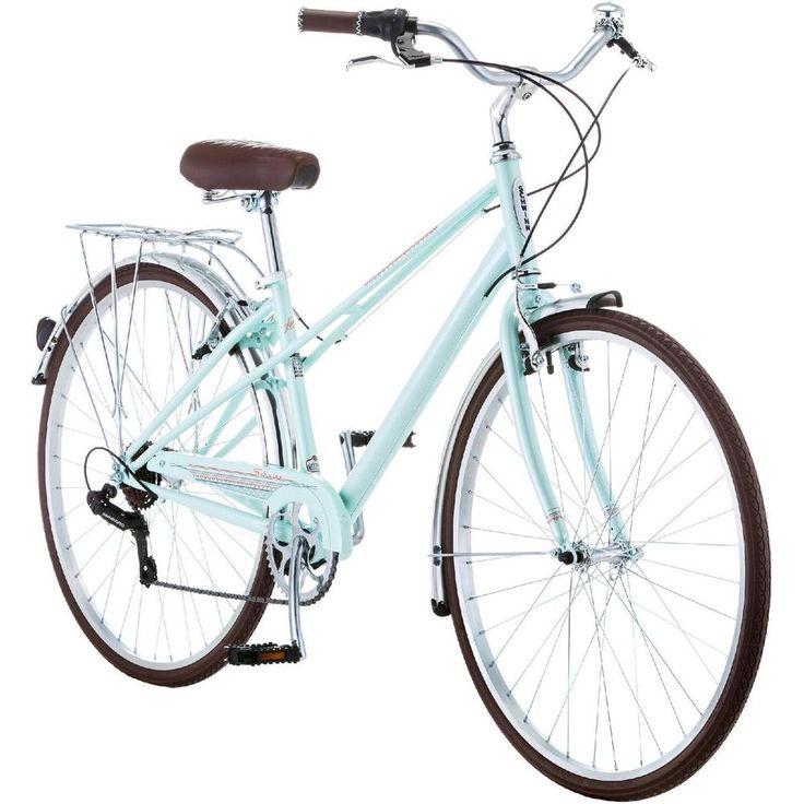 $180/free SH/Womens Hybrid Bike City Urban Cruiser 700C Bicycle #Schwinn