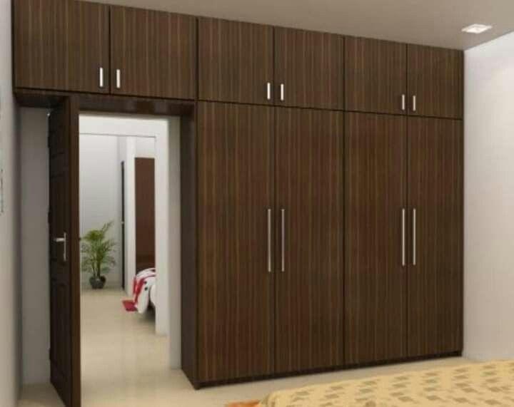 New House Cupboard Design Simple And Easily Accesible In 2021 Wardrobe Design Bedroom Bedroom Closet Design Cupboard Design