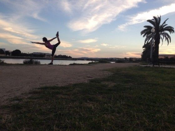 5 Great Yoga Poses For Tight Hips - Women's Running