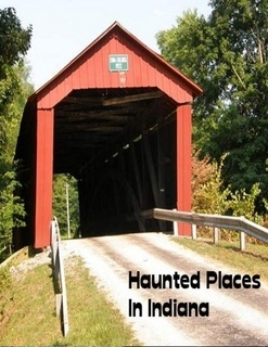 Complete list of haunted places & history in Indiana and how to ghost hunt. Have you ever dreamed of being a ghost hunter? How about visiting every haunted place in your territory? This book is everything you need to get you started in the world of ghost hunting!