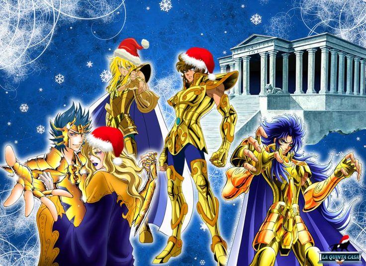 Saint Seiya Merry Christmas! Seguici/Follow us: https://www.facebook.com/LaQuintaCasa