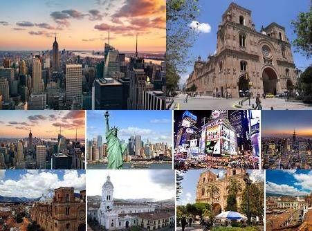 Vuelos baratos – Vuelos a Ecuador Pasajes a Cuenca – Nueva York Cuenca