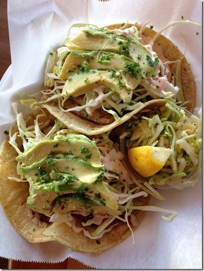 La Jolla Fish Tacos