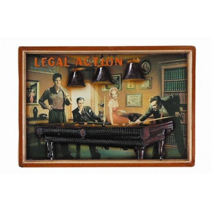 Pub Sign - Legal Action https://www.studio9furniture.com/entertain/bar-decor/wall-decor/pub-sign-legal-action-23-w  Guess this game needs a legal action? This pub sign is made from  MDF / Polyresin with hand painted finish.