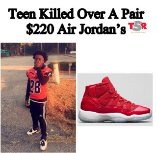 "James Anthony Smith - Facebook Ballou High School  James Anthony Smith is the 17-year-old Ballou High School student who was killed for his ""Jordan 11"" sneakers. The incident occurred on Monday in Washington D.C. James was at a basketball court at the Frederick Douglas Community Center in Southeast one of D.C.'s most dangerous neighborhoods. Someone attacked Smith and the 17-year-old was found shot and shoeless.  James passed away a few hours later. Smith's mother Benita explains that the…"