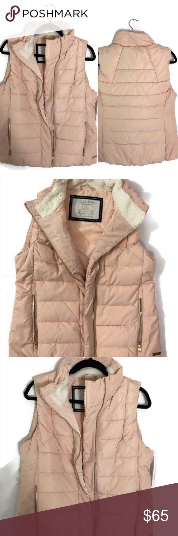 Calvin Klein Women S Large Pink Performance Vest Clothes Design Fashion Fashion Design [ 1740 x 580 Pixel ]