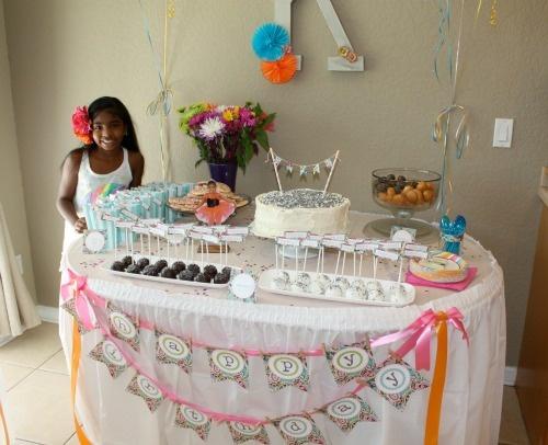 Pancake & Pajama Birthday Party