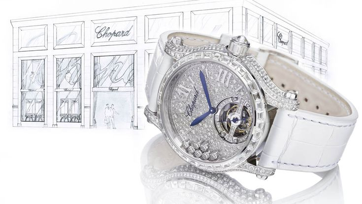 Enter Baselworld 2014 with Chopard | Chopard Diary
