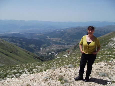 TOUCH this image: Janet's Abruzzo by Janet Bianchini