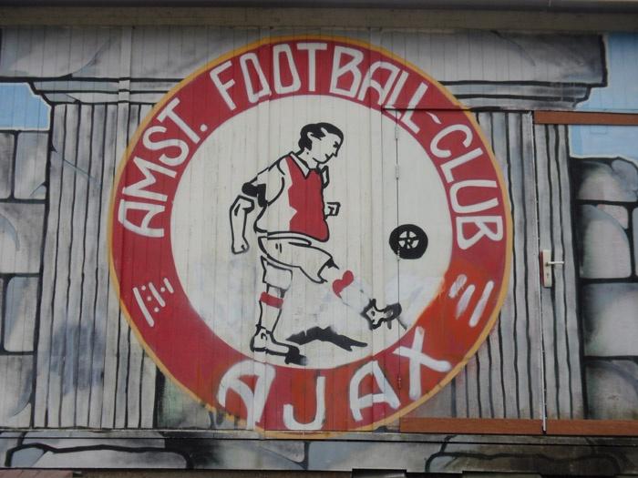 AFCA supportershome - #voetbal #ajax #junkydotcom #amsterdam