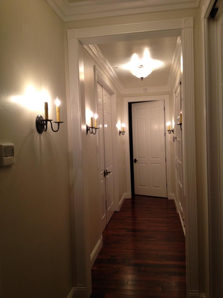 1000 images about hallway lights on pinterest hallways. Black Bedroom Furniture Sets. Home Design Ideas