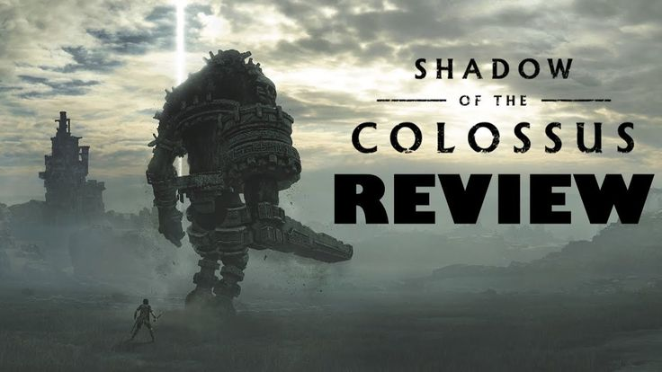 Shadow of the Colossus - Review