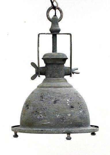 stoere 'scheepslamp'