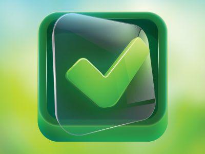 checklist ios app icon #ios #icon #app