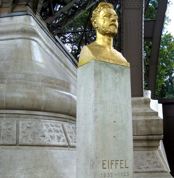 Traveling in search of your heroes: Gustave Eiffel