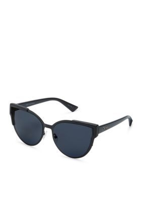 Quay Australia Women's Game On Sunglasses - Black Smoke - One Size