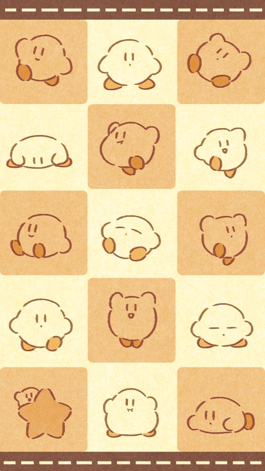 401 Best Kirby Images On Pinterest