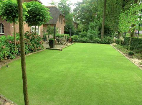 In een grote tuin is het praktisch als je kiest voor een gazon. Zo kun je een grote open ruimte snel een stuk gezelliger maken. Maar als je een onderhoudsvrije tuin wilt, zal je waarschijnlijk...