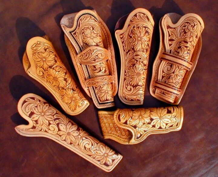 Looks To Me Like Some Really Nice Sheridan Style Carving