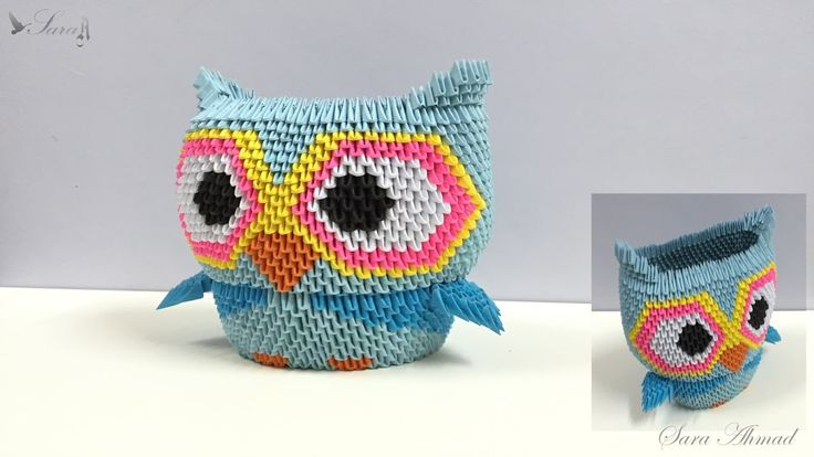 How to make 3d Origami Owl 3