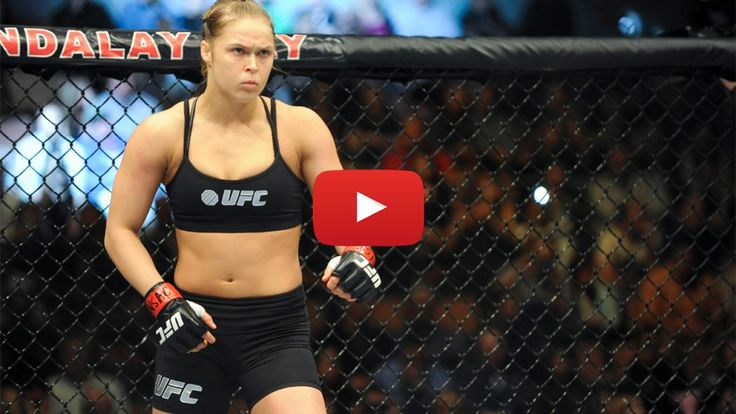 UFC 190: Ronda Rousey vs. Bethe Correia full fight YouTube video preview for their five-round bantamweight championship pay-per-view (PPV) headliner later tonight (Sat., Aug. 1, 2015) inside HSBC Arena in Rio de Janeiro, Brazil.