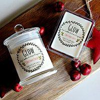 Limited edition Christmas fragrances. Christmas Pudding, Sugar Plum, Christmas Cheer, Silent Night, and Candy Cane.