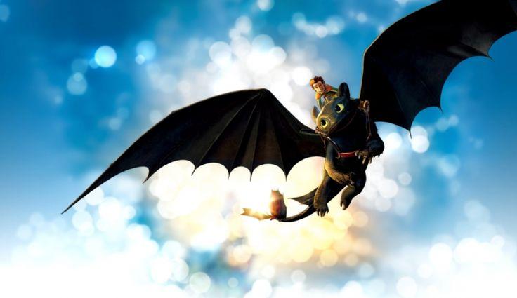 Как приручить дракона | How to Train Your Dragon | История и факты | Sky Rye Film