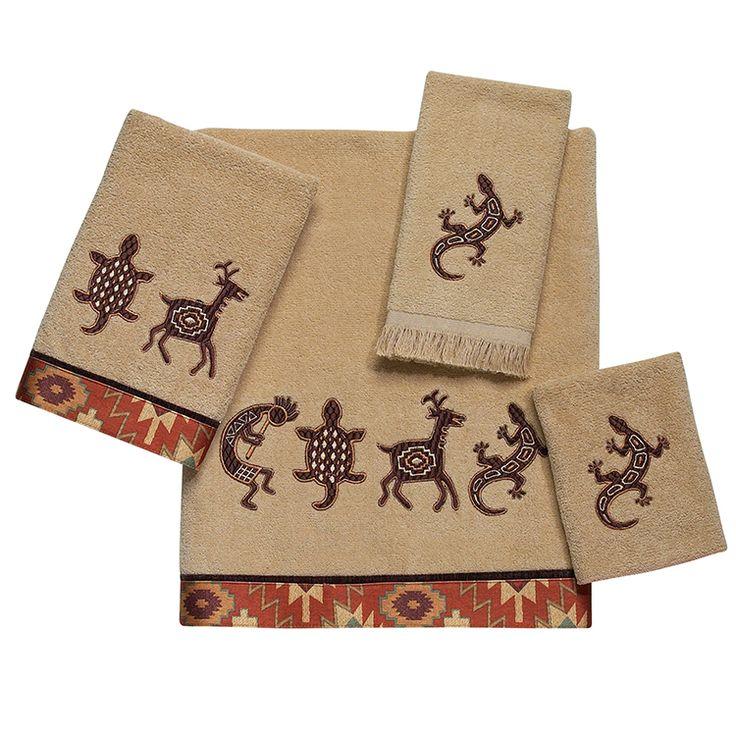 Towels Decorative Bath Sets AVANTI 01988S