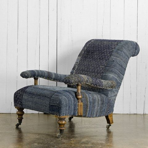 Lounging Chair - Ralph Lauren Home - RalphLaurenHome.com
