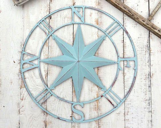 25+ best Nautical compass ideas on Pinterest   Nautical ...