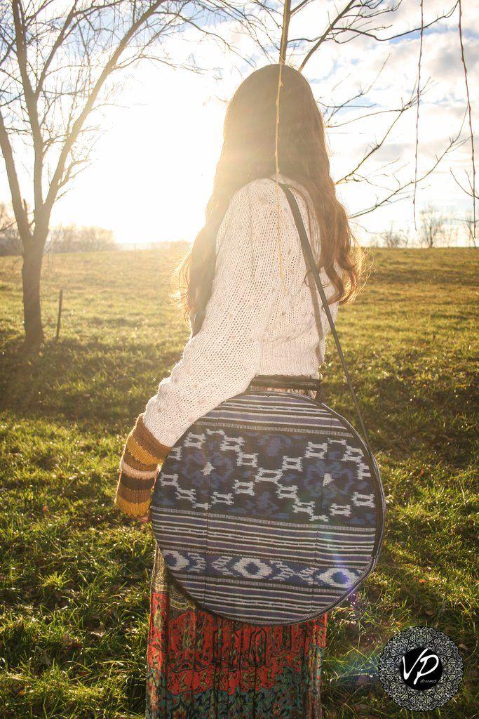16' Ethnic soft Drum case, protection bag                      – VPdrums