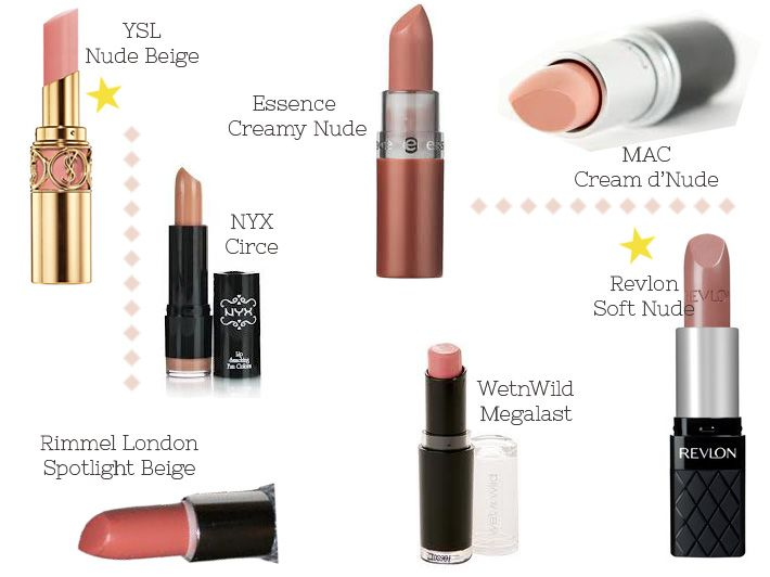 Nude everyday lipsticks - 2