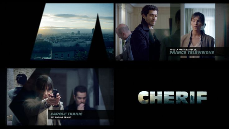 "GENERIQUE SERIE ""CHERIF"" MAIN TITLE 2013 FRANCE 2"