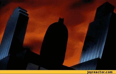 Finn and Jake… having batman time